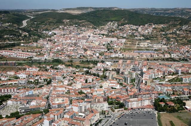 arcena alverca mapa Alverca do Ribatejo | Município de Vila Franca de Xira arcena alverca mapa